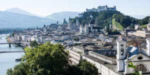 Günstig Parken in Salzburg